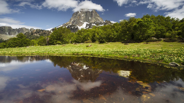 Pyr n es atlantiques un randonneur fait une chute - Office du tourisme pyrenees atlantiques ...