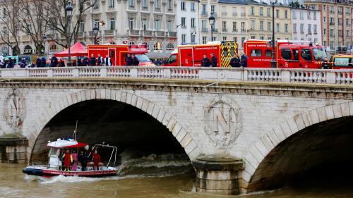 Le corps de la policière disparue le 5 janvier lors d'un exercice dans la Seine a été retrouvé