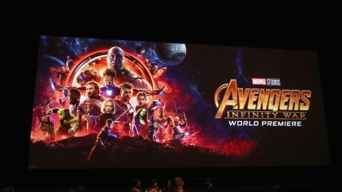"""""""Avengers : Infinity War"""" remporte plus de 510 millions d'euros à sa sortie, un """"record historique"""""""