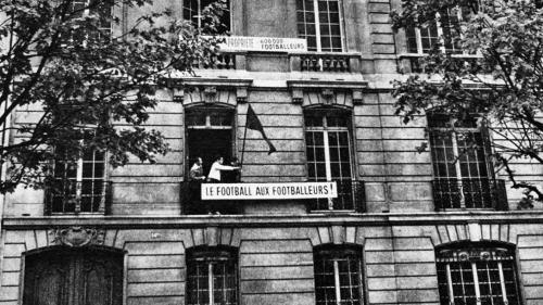 La médaille du jour. Il y a 50 ans, le foot aussi a fait Mai68... et posé les bases du sport business