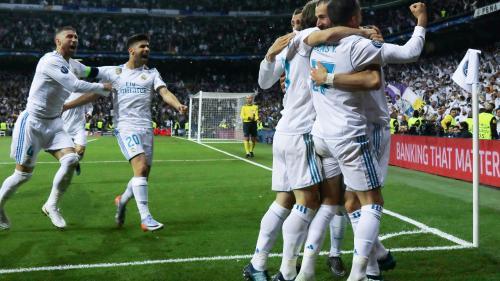Ligue des champions : le Real Madrid de Zidane se qualifie pour une troisième finale d'affilée après son nul (2-2) face au Bayern