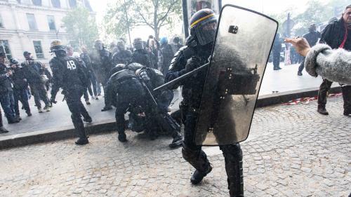 Manifestations du 1er-Mai : les questions que soulève l'intervention de la police lors des violences à Paris