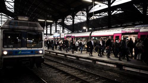Grève à la SNCF : 1TGV et 1Transilien sur2, 2TER sur5 et 1Intercités sur3 prévus jeudi
