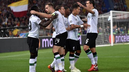 Ligue des champions : malgré sa défaite (4-2) contre l'AS Roma, Liverpool rejoint le Real Madrid en finale