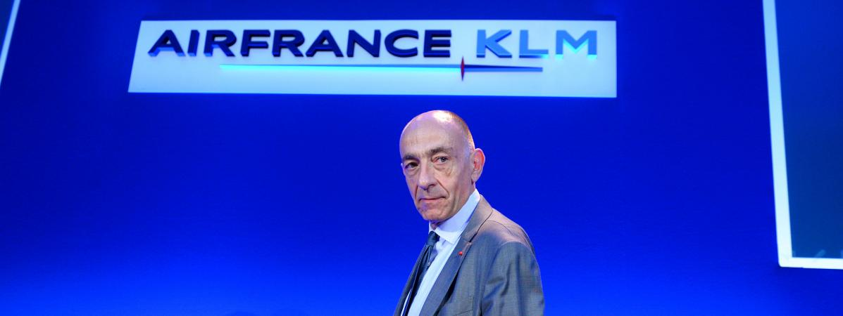 Jean-Marc Janaillac, le 27 juillet 2016, à Paris.