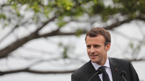 """VIDEO. """"La fin de l'innocence"""" : Emmanuel Macron se confie, un an après son arrivée à l'Elysée"""