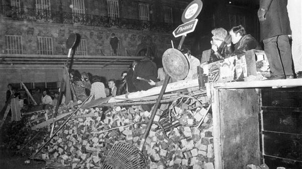 nouvel ordre mondial | Mai 68 : la grève de la télévision