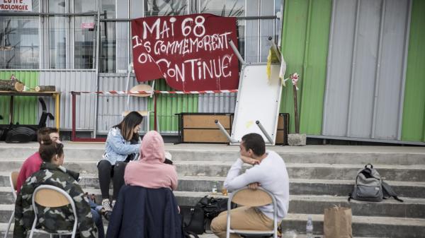 """Les bloqueurs d'universités deviennent """"de plus en plus minoritaires"""", affirme la FAGE"""