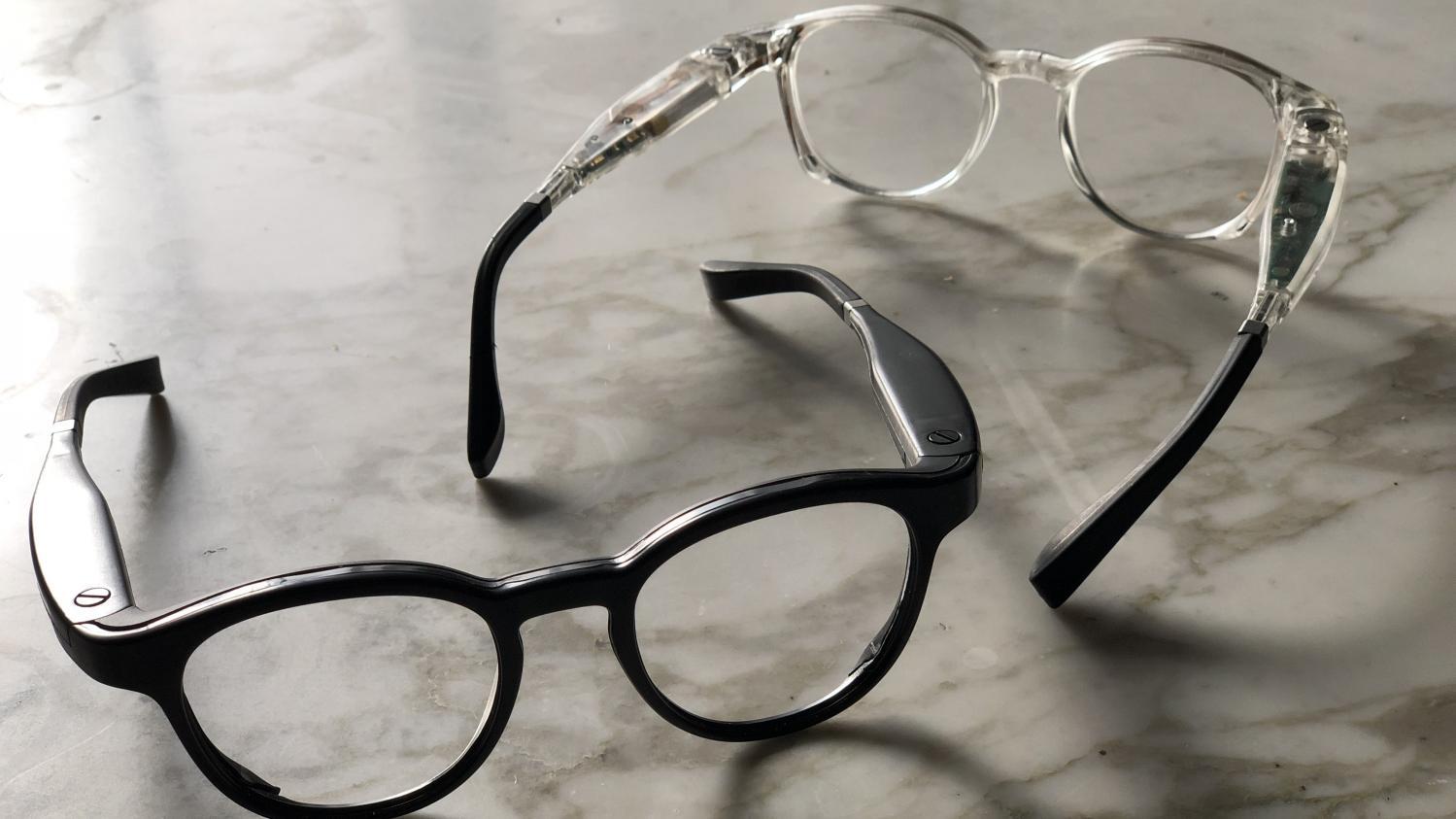 le pitch start up des lunettes connect es contre l endormissement au volant. Black Bedroom Furniture Sets. Home Design Ideas