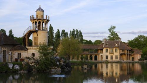 A Versailles, le hameau secret de Marie-Antoinette ouvre au public