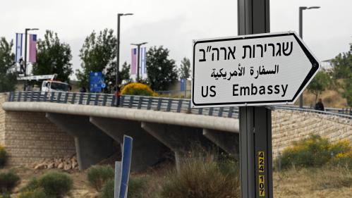 DIRECT. Regardez l'édition spéciale de franceinfo depuis Israël, après l'inauguration de l'ambassade américaine à Jérusalem