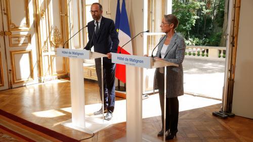 """SNCF : """"Le texte ne changera pas fondamentalement"""" mais """"peut être finalisé"""", déclare Edouard Philippe"""