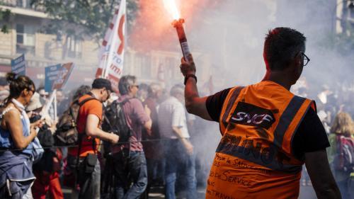 Grève à la SNCF : voici comment sera redistribué le million d'euros recueilli par la cagnotte en ligne
