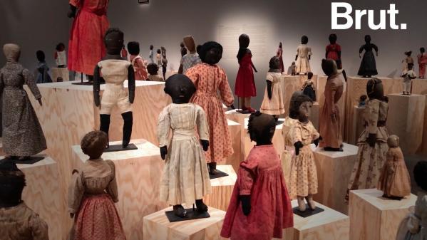 VIDEO. Aux Etats-Unis, les «Black Dolls», ces poupées artisanales fabriquées par les Noirs, pour les Noirs (mais pas que)