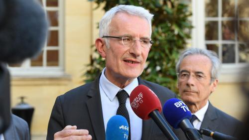 """Grève à la SNCF : Guillaume Pepy promet une indemnisation """"forte"""" en région parisienne, et un abonnement TER """"à moitié prix"""""""