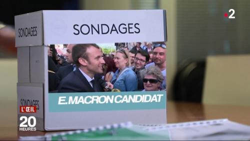 VIDEO. Un an avant la présidentielle, Emmanuel Macron, ministre, préparait sa candidature