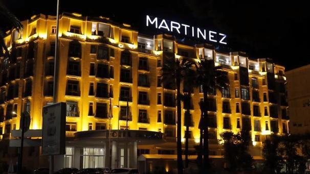 Cannes  Visite Du Mythique Htel Martinez