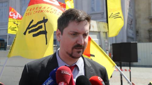 Grève à la SNCF : la CGT-Cheminots souhaite organiser un référendum en interne sur la réforme