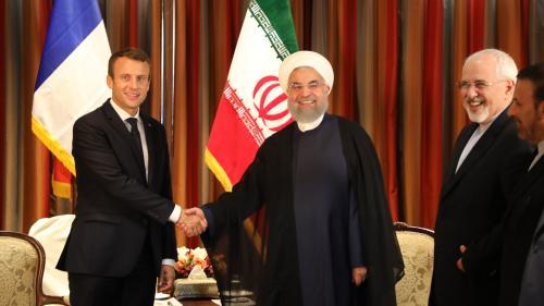 Pour 7 Français sur 10, l'Europe doit continuer de commercer avec l'Iran