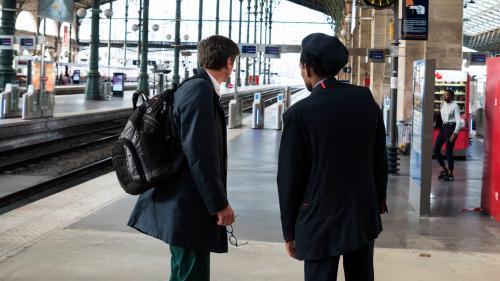 """""""Journée sans cheminots"""" lundi : """"Le mouvement pourrait encore se durcir"""" à la SNCF, selon un syndicaliste"""