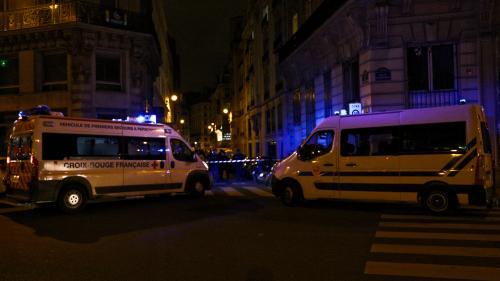 """Attaque à Paris : trois policiers de Police-secours ont permis """"d'éviter un carnage encore plus grand"""""""