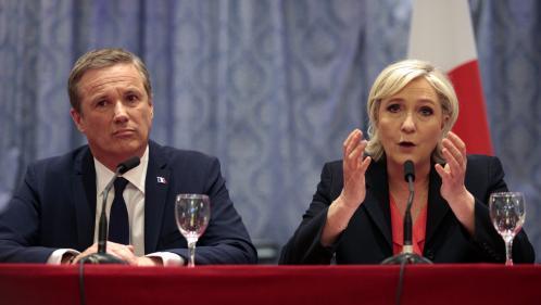 """Attentat au couteau à Paris : droite et extrême droite demandent des """"actes"""" au gouvernement"""