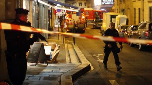 """RECIT. """"Le premier qui passait par là se prenait un coup"""" : 20h47, samedi, un assaillant sème la panique au coeur de Paris"""
