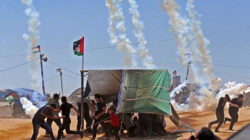 DIRECT. Trente-sept morts dans des échauffourées à la frontière entre Israël et Gaza