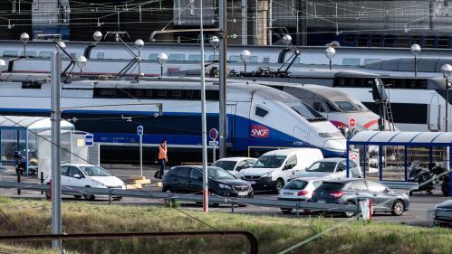 Trafic ferroviaire interrompu entre Paris et la Normandie à cause d'un acte de malveillance
