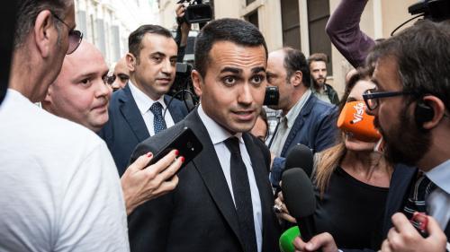 """Italie : les partis eurosceptiques du M5S et de la Ligue """"prêts"""" à annoncer un accord de gouvernement"""