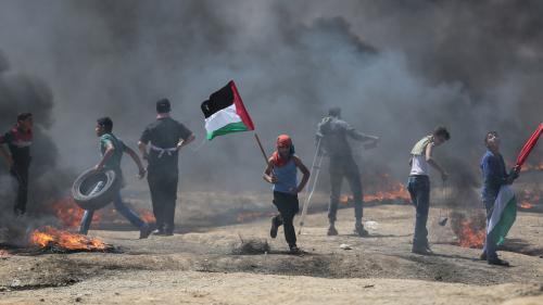 """DIRECT. La France """"condamne les violences"""" à la frontière entre Israël et la bande de Gaza"""
