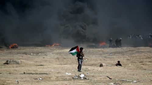 """""""Violences"""", """"massacre"""", """"appel à la retenue"""" : les réactions après les affrontements dans la bande de Gaza"""