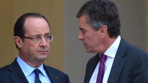 """""""La sanction prononcée par la justice est exemplaire"""": François Hollande réagit à la condamnation de Jérôme Cahuzac"""