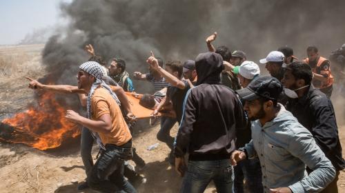 """DIRECT. Répression à Gaza : """"C'est un crime de guerre"""", dénonce l'ambassadeur de la Palestine à l'Unesco"""