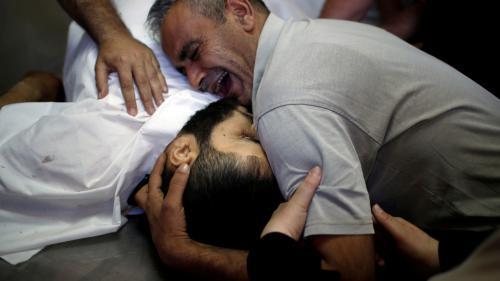 EN IMAGES. Journée meurtrière à Gaza pendant l'inauguration de la nouvelle ambassade américaine à Jérusalem