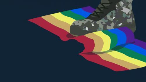 """ENQUÊTE FRANCEINFO. """"C'est un milieu hostile"""" : dans l'armée, insultes et brimades homophobes sont légion"""