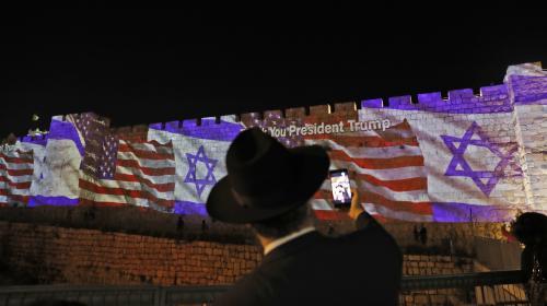 """""""C'est la guerre, non?"""": en Israël, beaucoup se réjouissent du déménagement de l'ambassade américaine, malgré les morts à Gaza"""