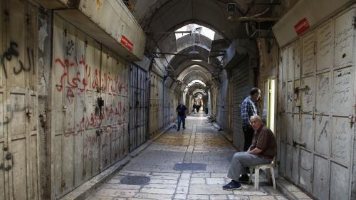 Jérusalem : dans la vieille ville, les maisons de la discorde