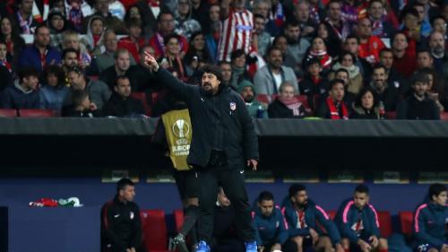 Ligue Europa : German Burgos, le drôle de gorille de l'Atlético, qu'il vaut mieux ne pas mettre de mauvais poil