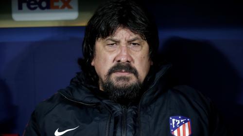 Ligue Europa : German Burgos, le drôle de gorille de l'Atlético qu'il vaut mieux ne pas mettre de mauvais poil
