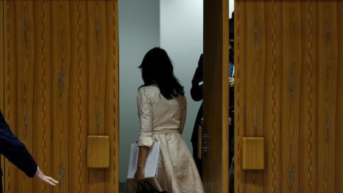 L'ambassadrice des Etats-Unis quitte la réunion d'urgence à l'ONU... au moment où la Palestine commence à parler