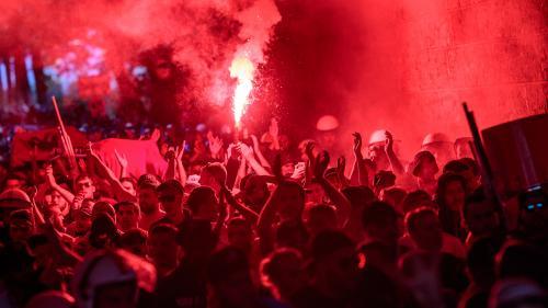 Ligue Europa : la police muscle sa défense avant la finale Olympique de Marseille-Atlético Madrid