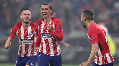 Ligue Europa : l'Atlético Madrid éteint le rêve marseillais avec un doublé de Griezmann (0-3)