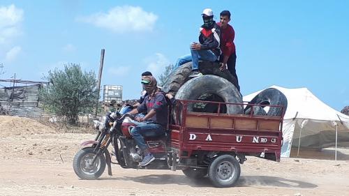 """Grande marche du retour : à Gaza, des jeunes """"qui n'ont rien à perdre"""" en première ligne de la contestation"""