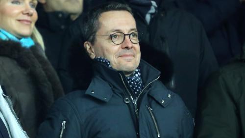 """Ligue Europa: """"L'engouement"""" autour de l'OM """"est un booster"""" se félicite Jacques-Henri Eyraud"""