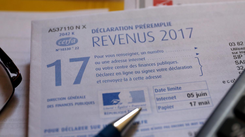 Declaration De Revenus A L Approche De La Date Limite C Est L