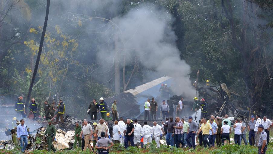 Cuba ce que l 39 on sait du crash d 39 avion qui a tu 107 passagers et membres d 39 quipage la havane - Que peut on emmener en avion ...