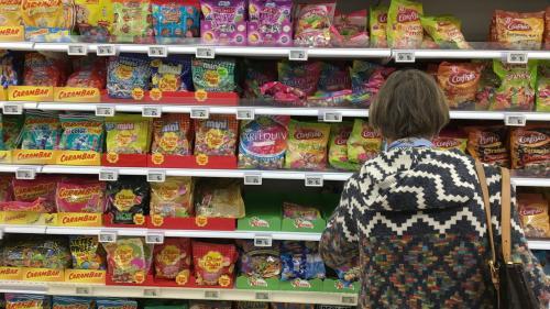 Bonbons au goût d'alcool : des médecins s'alarment