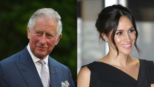 Mariage royal : le prince Charles conduira Meghan Markle à l'autel en l'absence du père de la mariée