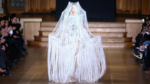 La robe de mariage de Meghan Markle, l'un des secrets les mieux gardés du Royaume-Uni